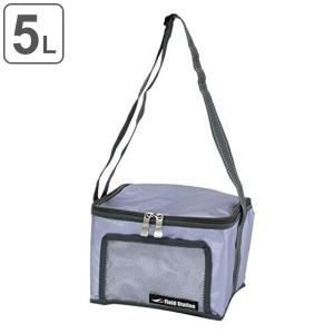 ブルーアルミがオシャレな、軽くて折りたためるソフトクーラーバッグです。アルミが太陽光を反射し、保冷バ...
