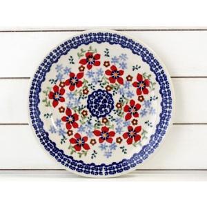 【NEW】ポーリッシュポタリー (ポーランド食器) 17cmプレートS|T130-MM01|colorpage