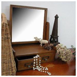 クレエアンティーク調家具 ブランドレッサー 9100-0038|colorpage
