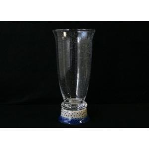 マヌファクトゥラ社とポーランドのグラスメーカーとのコラボで実現した奇跡のグラスです。  ガラスの気泡...