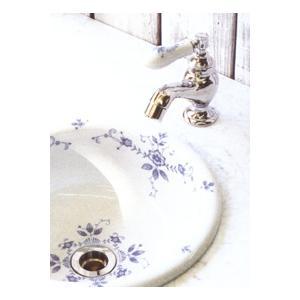 手洗い鉢(ラウンド)|colorpage