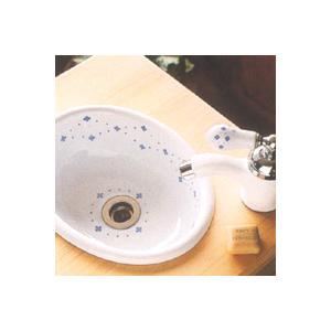 手洗い鉢(オーバル)|colorpage