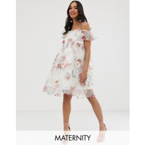 チチロンドン ドレス フォーマル マタニティ Chi Chi London Maternity ba...