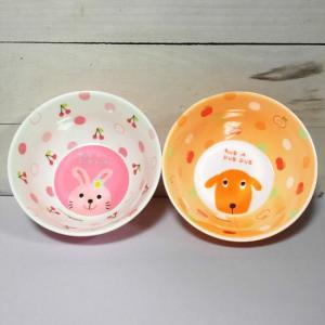 Rub a dub dub R.メラミンミニボウル 深皿 メラミン食器 子供食器|colors-kitchen