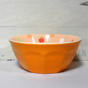 Rub a dub dub R.メラミンミニボウル 深皿 メラミン食器 子供食器|colors-kitchen|05