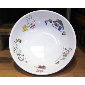 ミッフィー ラーメンボウル 深皿 ディックブルーナ|colors-kitchen