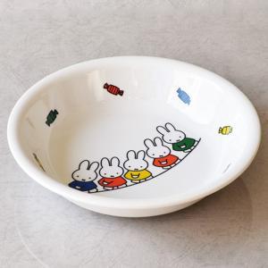 ミッフィーとおともだち ボウル 深皿|colors-kitchen