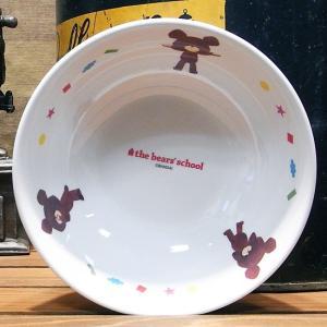 くまのがっこう ラーメン鉢 ボウル 深皿 colors-kitchen