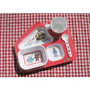 ラシェーズロング ベビー食器 出産祝い 女の子 メラミン食器|colors-kitchen