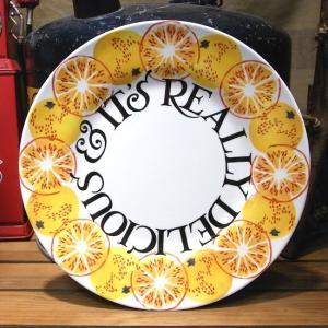 メラミン製 大皿 エマブリッジウォーター マーマレード|colors-kitchen