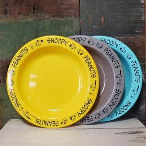 スヌーピー 中皿 3枚セット SNOOPY|colors-kitchen