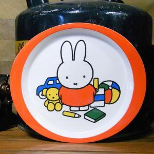 ブルーナ フラットプレート 中皿 ミッフィープレイ|colors-kitchen