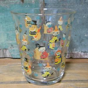 ムーミン ガラスタンブラー スクール MOOMIN グラス コップ ミイ|colors-kitchen