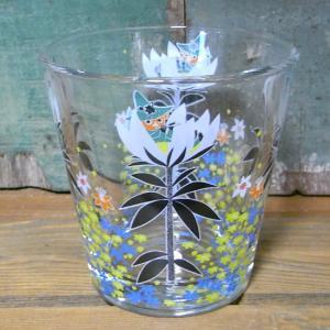 ムーミン ガラスタンブラー スナフキン MOOMIN グラス コップ|colors-kitchen