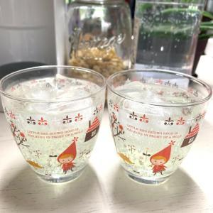 シンジカトウ 赤ずきん ペアフリーグラス Shinzi Katoh グラス コップ|colors-kitchen