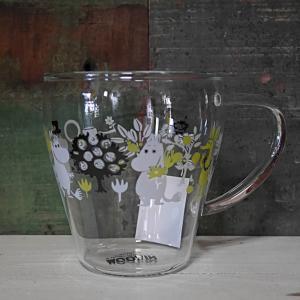 ムーミン 耐熱ガラスマグ MOOMIN グラス コップ|colors-kitchen