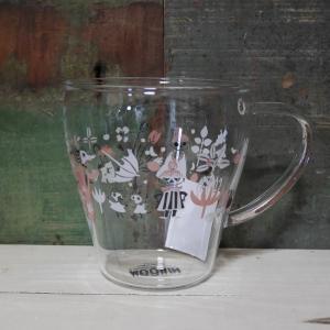 ムーミン 耐熱ガラスマグ リトルミイ MOOMIN グラス コップ|colors-kitchen