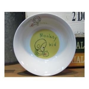 シンジカトウ 子供ごはんセット サル アニマルキッド colors-kitchen 03