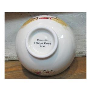 シンジカトウ 子供 お茶碗 ウサギ colors-kitchen 03