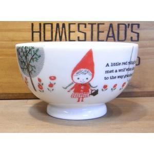 シンジカトウ 子供 お茶碗 ハロー 赤ずきん|colors-kitchen