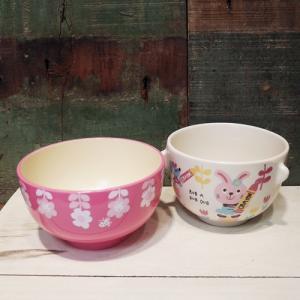 Rub a dub dub 茶碗 汁椀 セット うさぎ ラブアダブダブ ベビー食器|colors-kitchen|02