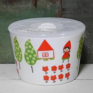 シンジカトウ レンジパック 赤ずきん QUIQUI|colors-kitchen