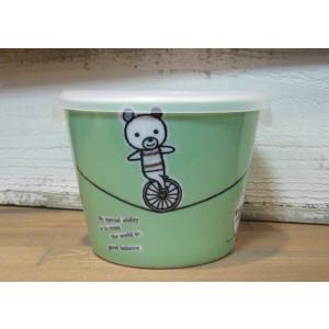 シンジカトウ レンジパック クマ バランス|colors-kitchen