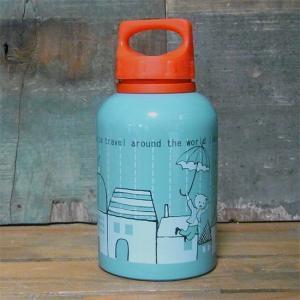 アルミニウムボトル 水筒 umbrella ドリンクボトル|colors-kitchen