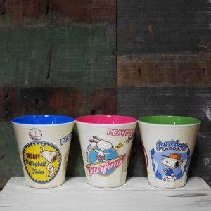 スヌーピー メラミンタンブラー SNOOPY メラミンカップ メラミン食器|colors-kitchen