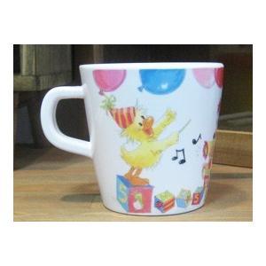 スージーズー ハンドル付きカップ マグカップ メラミン食器 colors-kitchen 02