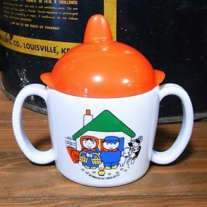 ブルーナ トレイナーマグ オレンジファーム マグカップ|colors-kitchen