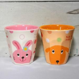 Rub a dub dub R.メラミンミニタンブラー コップ メラミン食器 子供食器|colors-kitchen