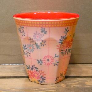 ライス タンブラーカップ オレンジデイジー rice|colors-kitchen