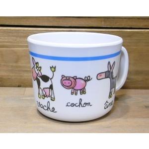 ラシェーズロング ハンドル付きカップ ファーム マグカップ|colors-kitchen