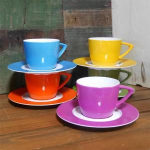 ロスティメパル カップ&ソーサー マグカップ|colors-kitchen