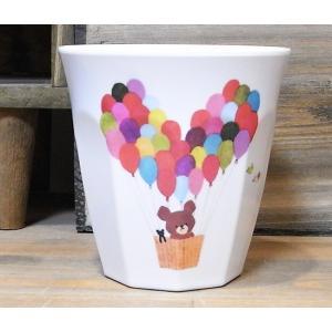 くまのがっこう タンブラーカップ コップ メラミンカップ colors-kitchen