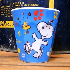 スヌーピー タンブラーカップ STOMP メラミンカップ|colors-kitchen