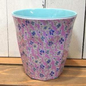 ライス タンブラーカップ ガーランドフラワー コップ rice|colors-kitchen