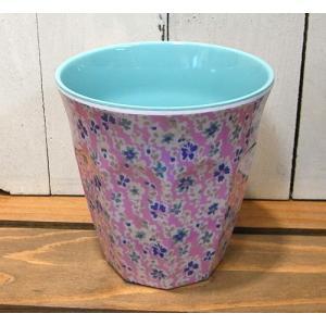 ライス タンブラーカップ ガーランドフラワー コップ rice colors-kitchen 02