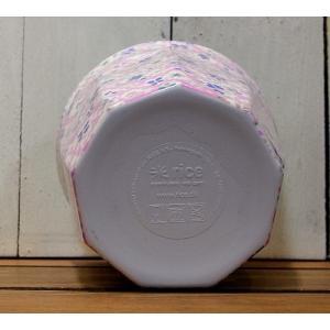 ライス タンブラーカップ ガーランドフラワー コップ rice colors-kitchen 03
