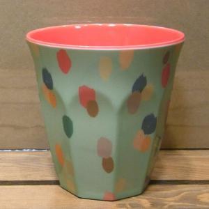 ライス タンブラーカップ ダッパードット コップ rice|colors-kitchen