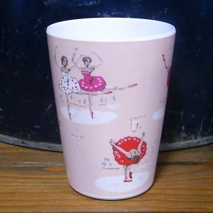 キャスキッドソン タンブラーカップ バレリーナ コップ Cath Kidston|colors-kitchen|03