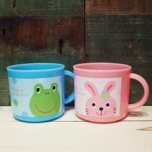 Rub a dub dub プラスチックマグ ラブアダブダブ 出産祝い ギフト|colors-kitchen