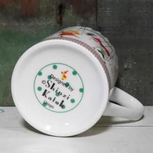 シンジカトウ マグカップ Dream Story ストレートマグ colors-kitchen 10