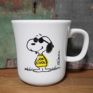 スヌーピー マグカップ Many Face of Snoopy ジョークール|colors-kitchen