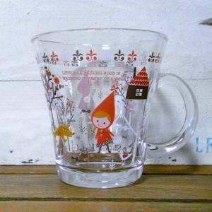 シンジカトウ 赤ずきん 手付きグラス Qui qui マグカップ コップ colors-kitchen