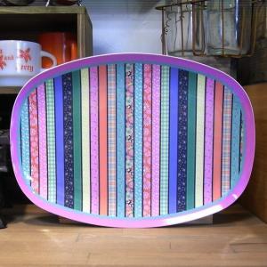 ライス オーバルプレート リボン トレイ お盆 rice|colors-kitchen