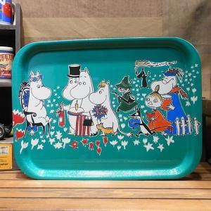 ムーミン 65周年 トレイ お盆|colors-kitchen