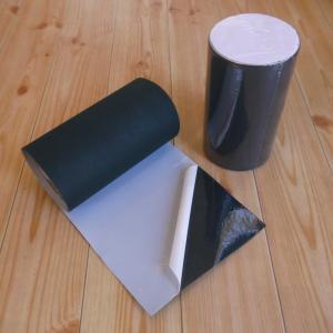 人工芝を貼り合わせるためのジョイントテープです。 サイズ:幅150×長さ5000mm 素材 本体:ポ...
