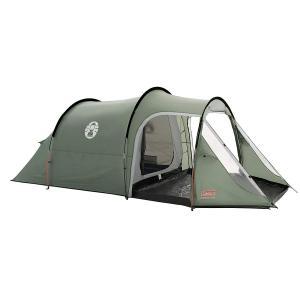 頑丈で安定し簡単にピッチングできるように設計されている2ルームテントです。 このトンネルテントは長期...